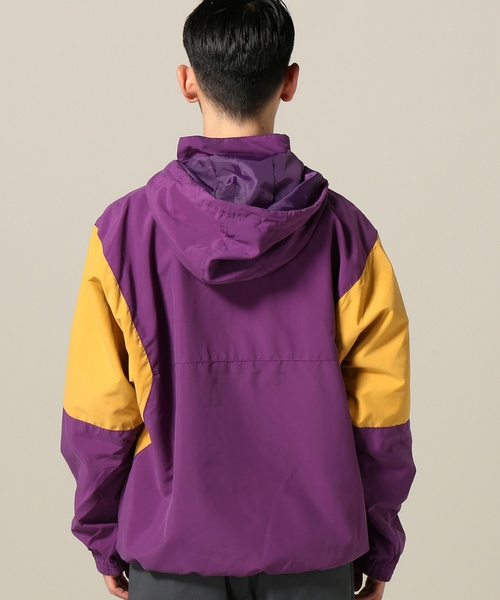 STARTER*JW NYLON SWITCHING ANORAK