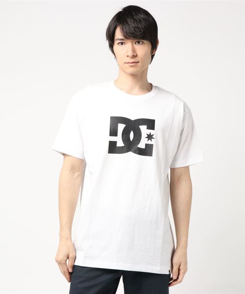 DC SHOES 19 STAR SS (WHITE)