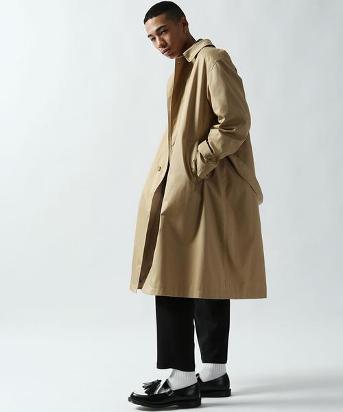 ファッション 【ブランド古着】ステンカラーコート(ステンカラーコート)|FREAK