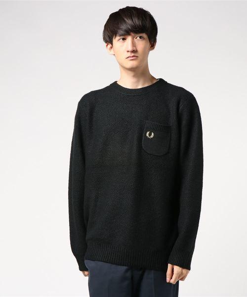 特別価格 Pique Knit Sweater(ニット/セーター) FRED|FRED Knit PERRY(フレッドペリー)のファッション通販, ヨネヤマチョウ:0cccb47f --- svarogday.com