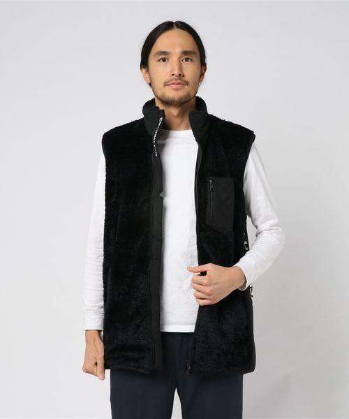 Zip up stand vest