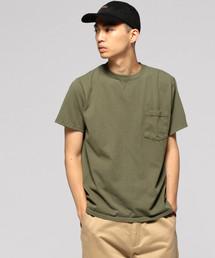 Goodwear(グッドウェア)のGOODWEAR / ポケット Tシャツ(Tシャツ/カットソー)