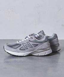 <new balance(ニューバランス)>W990 USA スニーカー ◆