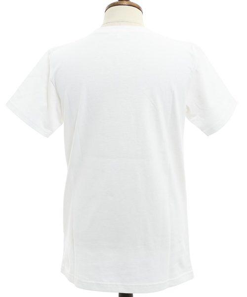 半袖サーフプリントTシャツ