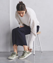 <adidas(アディダス)>CAMPUS スニーカー GRAY