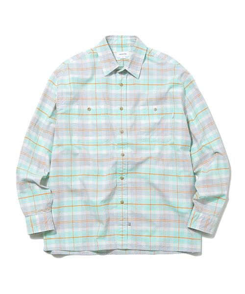 【国内正規品】 【セール SLIP,ウォント】『thisisneverthat』HSP Check Check Shirt/ チェックシャツ(シャツ Shirt/ブラウス)|thisisneverthat(ディスイズネバーザット)のファッション通販, 子供服ミリバール:a7fbe693 --- dominique-bilitza.de