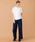UNITED TOKYO(ユナイテッドトウキョウ)の「アレンジキーネックブラウス(シャツ/ブラウス)」|詳細画像