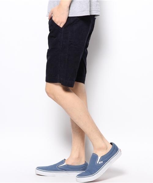 Denime(ドゥニーム)の「COTTON LINEN CORD SHORT PANTS(スラックス)」|詳細画像