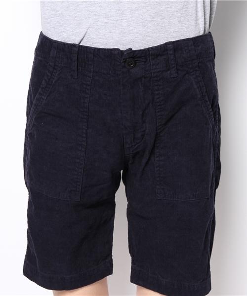 Denime(ドゥニーム)の「COTTON LINEN CORD SHORT PANTS(スラックス)」 詳細画像