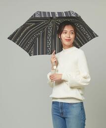 <w.p.c>キリカエストライプ 折りたたみ傘