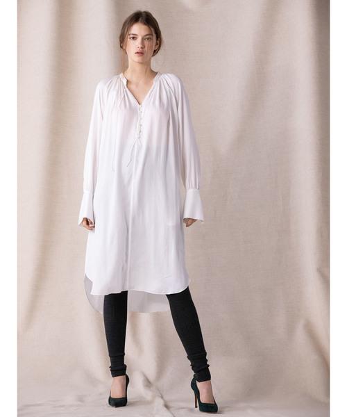【18%OFF】 CASAシャツワンピース(ワンピース)|CASA FLINE(カーサフライン)のファッション通販, Ange Beaute:a5b32182 --- 5613dcaibao.eu.org