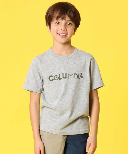 【KIDS】ケネットハイクユースショートスリーブTシャツ