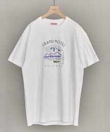 【別注】 <LES CINQ LETTRES.> MOTEL ARINONA/Tシャツ