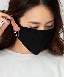 【即納】洗えるマスク 5枚セット 繰り返し洗える水着素材 速乾性夏用マスク<冷感>ブラック