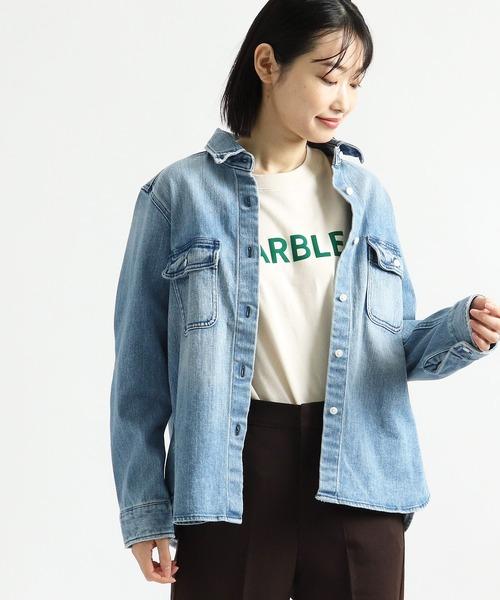 【 Healthy Denim / ヘルシーデニム 】 PISTACHIO デニムジャケット HL87633-md