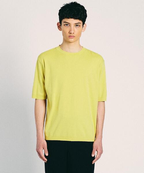 <UNITED ARROWS> セーターマシン ニット Tシャツ