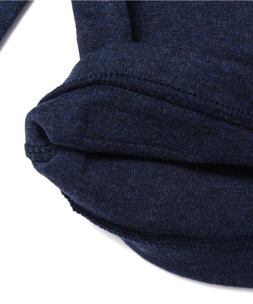 長袖Tシャツ(オーガニックコットン)