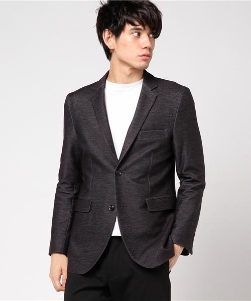 【半額】 【セール/ DE MORGAN】ウールツイルデニムライクジャケット(テーラードジャケット) MORGAN HOMME(モルガンオム)のファッション通販, ファッショングッズストアーズ:9c973476 --- rise-of-the-knights.de