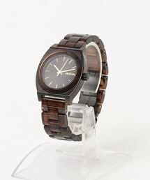 NIXON(ニクソン)のTHE MEDIUM TIME TELLER ACETATE NA1214400-00 BROWN(腕時計)