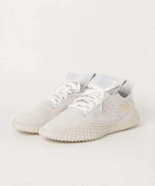 adidas Originals KAMANDA01 (CRYSTAL WHITE/FTWR WHITE/GOLD MET.)