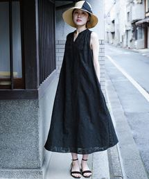 haco!(ハコ)の【セールにならないお約束】京都の浴衣屋さんと作った浴衣生地のロングワンピース(ワンピース)