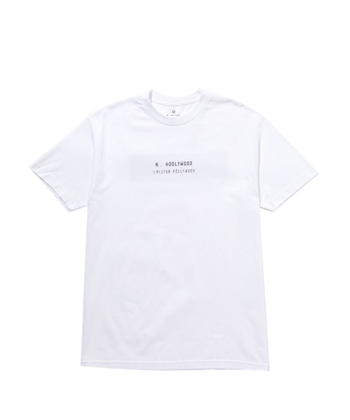 N-HOOLYWOOD.COM EXCLUSIVE T-SHIRT