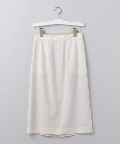 <6(ROKU)>LONG TIGHT SKIRT/スカート