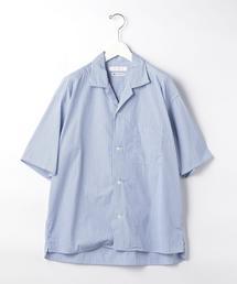 『 BRACTMENT ( ブラクトメント ) 』 トーマスメイソン オープン 半袖 シャツ