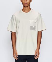 <NULABEL> ID POCKET TEE/Tシャツ