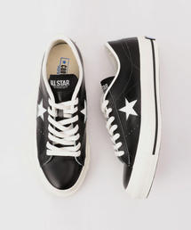 <CONVERSE(コンバース)>ONE STAR MADE IN JAPAN レザースニーカー ◆