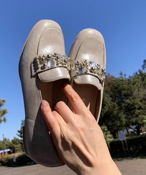 特価ブランド 【セール】〈cava cava cava (サヴァサヴァ)〉 ビジューローファー(ローファー) cava cava(サヴァサヴァ)のファッション通販, 靴チヨダ:5b4a1b88 --- blog.buypower.ng