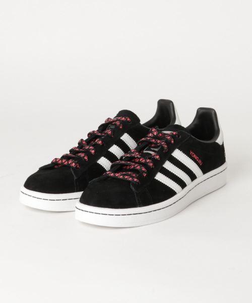 カウくる 【セール】adidas Originals ピンク,adidas CAMPUS CNY (コアブラック Originals/グレーワンF17/クリスタルホワイト CNY S16)(スニーカー)|adidas(アディダス)のファッション通販, DELUXE DIRECT WEB SHOP:6366a7fd --- pyme.pe