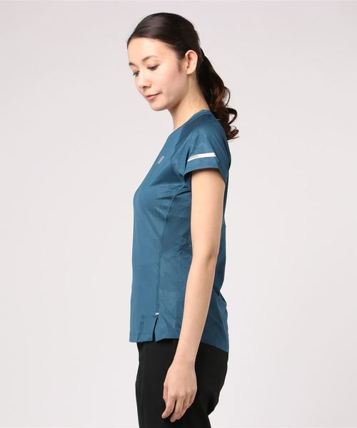 ウィメンズ NB ICE v2グラフィックショートスリーブTシャツ