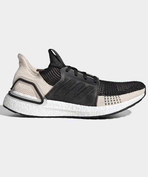 adidas(アディダス)の「ウルトラブースト19 [ULTRABOOST 19 SHOES] アディダス(スニーカー)」|ブラック系その他2