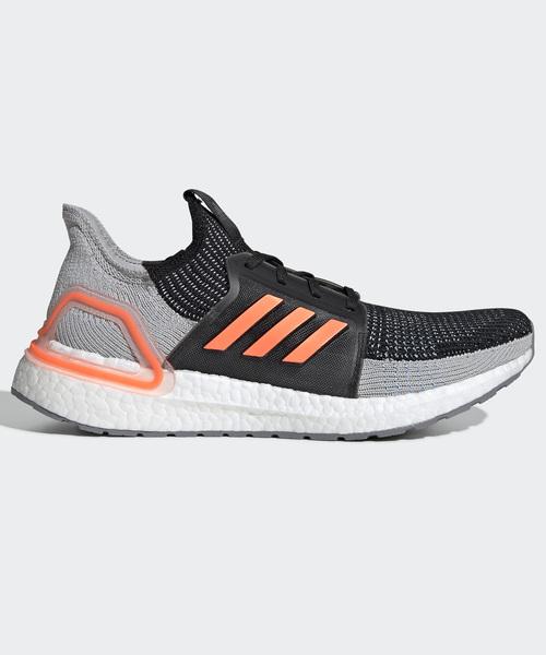 adidas(アディダス)の「ウルトラブースト19 [ULTRABOOST 19 SHOES] アディダス(スニーカー)」|ブラック系その他3