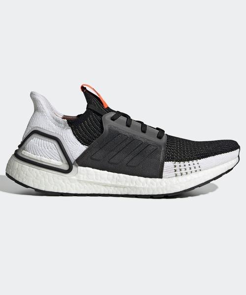 adidas(アディダス)の「ウルトラブースト19 [ULTRABOOST 19 SHOES] アディダス(スニーカー)」|ブラック系その他4