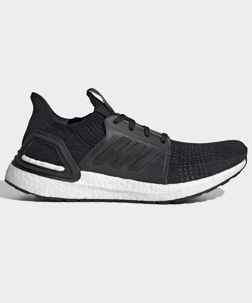 adidas(アディダス)の「ウルトラブースト19 [ULTRABOOST 19 SHOES] アディダス(スニーカー)」|ブラック