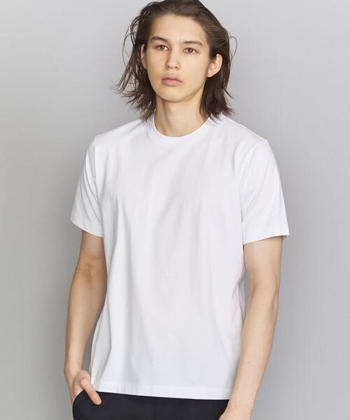 BY ハイゲージコットン Tシャツ ◇