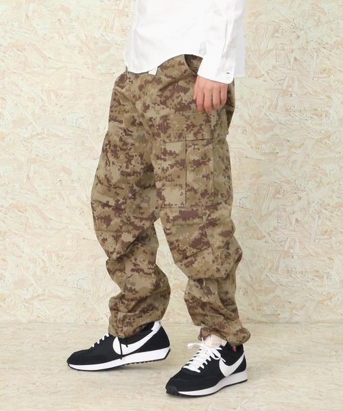 【niche/ニッチ】HUNTING PANTS