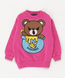 HONEY BEAR スウェット【XS/S/M】ピンク