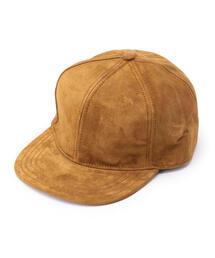 schott(ショット)のSchott/ショット/SUEDE BASEBALL CAP/スウェード ベースボール キャップ(キャップ)
