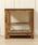niko and...(ニコアンド)の「オリジナルシェルフベンチ1P(家具)」|詳細画像