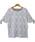 and Me(アンドミー)の「前身頃レース袖リボンドルマンカットソートップス(Tシャツ/カットソー)」|詳細画像