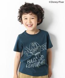 devirock(デビロック)のトイストーリー バズ手書き風プリントTシャツ(Tシャツ/カットソー)