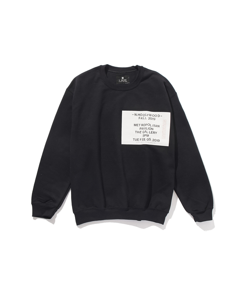 FALL2019 SWEAT SHIRT