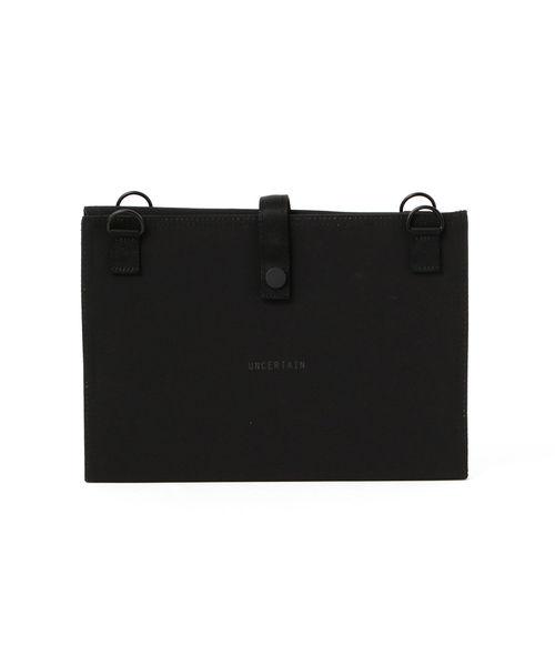 UNCERTAIN × PORTER / 別注 マルチノートカバー バッグ