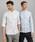 Ted Baker(テッドベーカー)の「STUART リネンxコットン混 長袖シャツ(シャツ/ブラウス)」|ホワイト