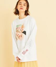 【別注】<GOOD ROCK SPEED>∴ MY GIRL ポスタービジュアルプリントTシャツ