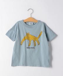 ★BOBO CHOSES(ボボショーズ)Leopard TEE