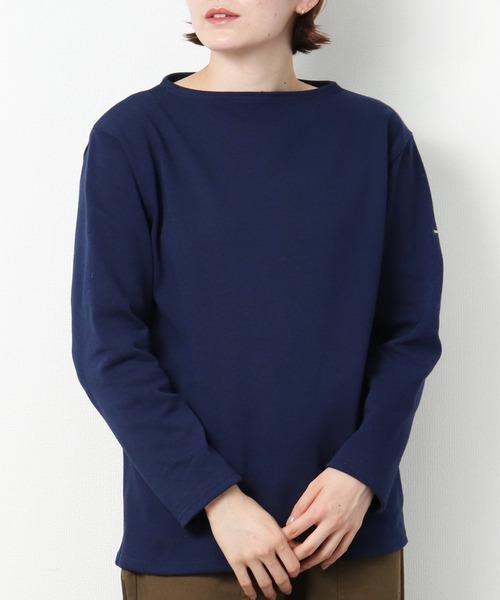 【 SAINT JAMES / セントジェームス 】 GUILDO バスクシャツ Tシャツ R A 2501・U A 2503
